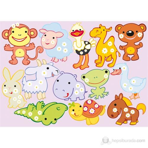 Dekorjinal Çocuk Sticker Kd52