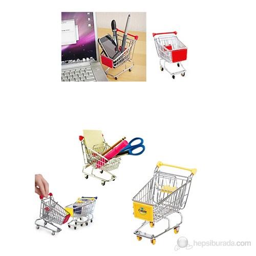 Hardymix Minyatür Alışveriş Arabası