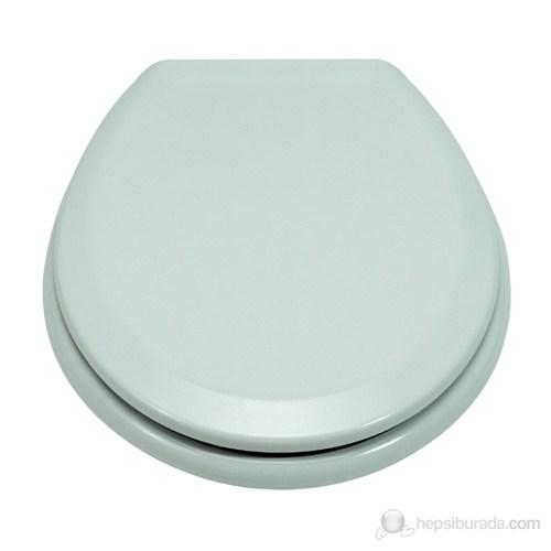 EISL Duroplast Beyaz Klozet Kapağı
