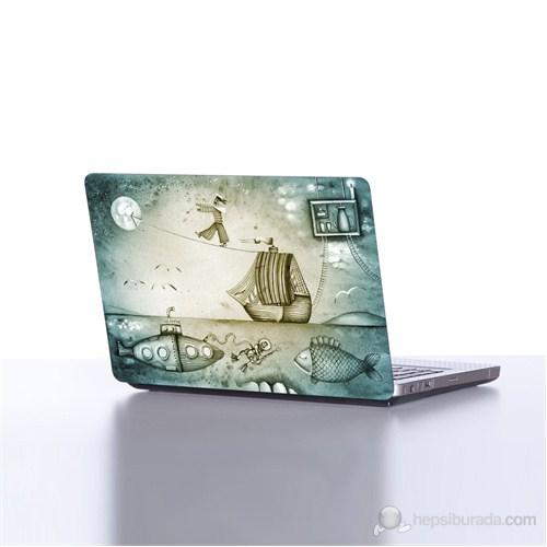 Dekorjinal Laptop StickerDLP41
