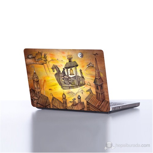 Dekorjinal Laptop StickerDLP46