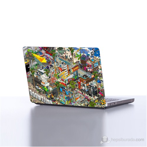 Dekorjinal Laptop StickerDLP79