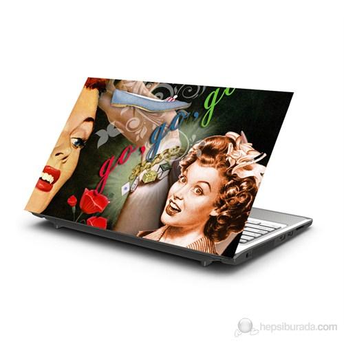 Dekorjinal Laptop StickerLB023