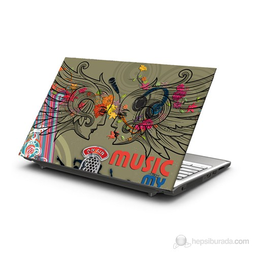 Dekorjinal Laptop StickerLB033