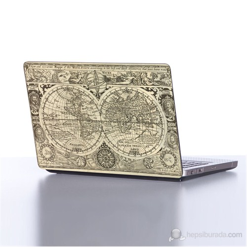 Dekorjinal Laptop StickerLE017