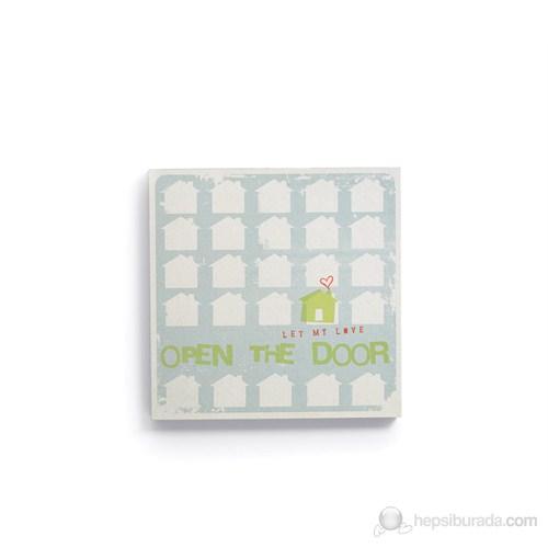 Let My Love Open The Door Kanvas Tablo