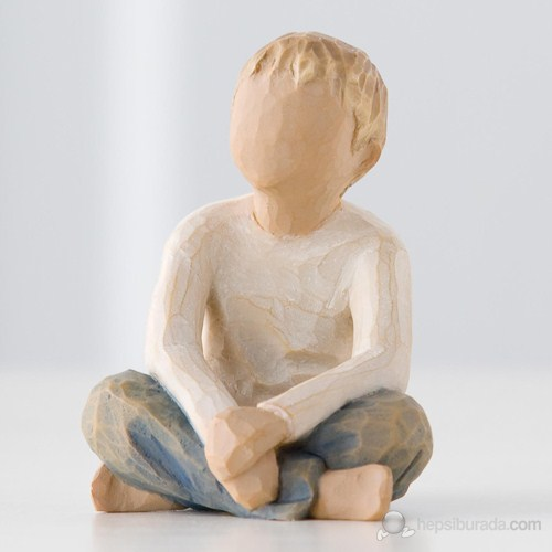 Willow Tree Imaginative Child (Hayal Gücü Kuvvetli Çocuk) Biblo