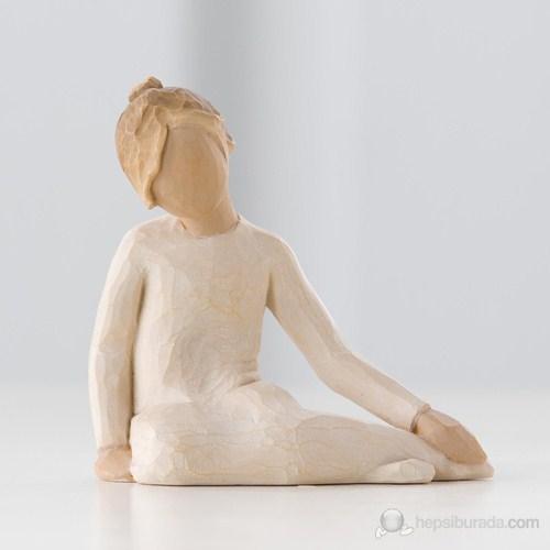 Willow Tree Thoughtful Child (Düşünceli Çocuk) Biblo