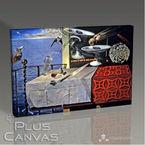 Pluscanvas - Salvador Dali - Fast Moving 1956 Tablo