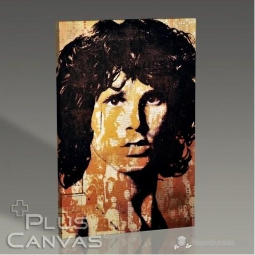 Pluscanvas - Jim Morrison Tablo