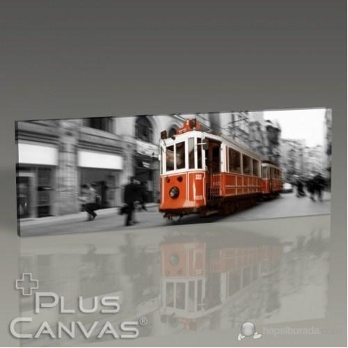 Pluscanvas - İstanbul - İstiklal Caddesi Tablo