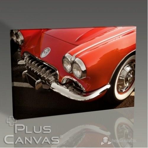 Pluscanvas - Chevrolet - Corvette Tablo