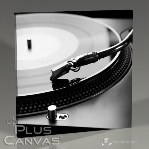 Pluscanvas - Turntable Tablo