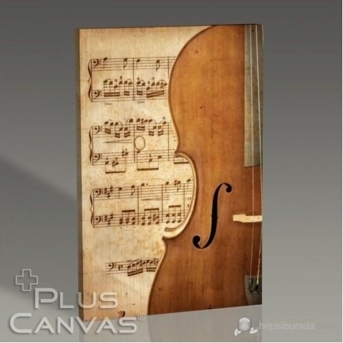 Pluscanvas - Violin Tablo