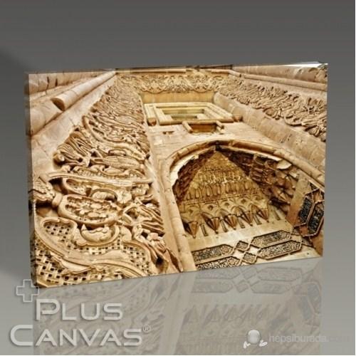 Pluscanvas - Kerem Soyoz - Ishak Pasa Palace Gate Tablo