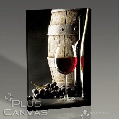 Pluscanvas - Wine Barrel Tablo