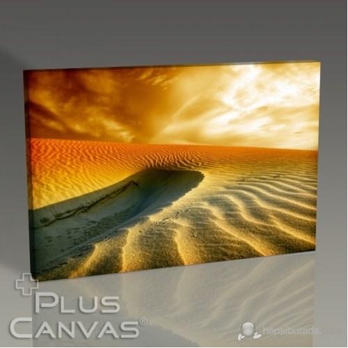 Pluscanvas - Desert Sunset Tablo