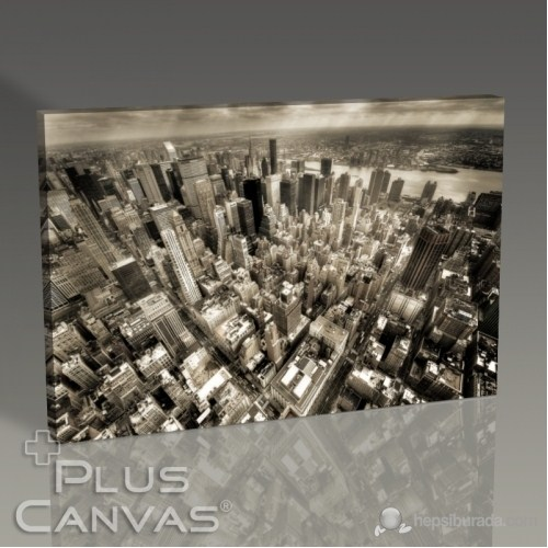 Pluscanvas - New York - Skyline Titan Tablo