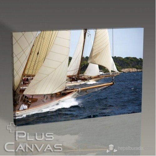 Pluscanvas - Sailing Team Tablo