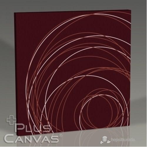 Pluscanvas - Hoop Hoop Iıı Tablo