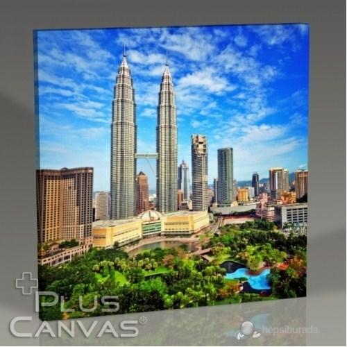 Pluscanvas - Malezia - Petronas Twin Towers Tablo