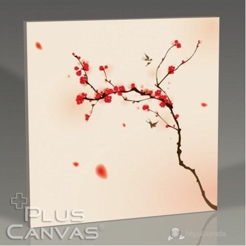 Pluscanvas - Badem Ağacı I Tablo