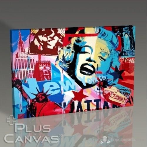 Pluscanvas - Marilyn Monroe - Souvenirs Tablo