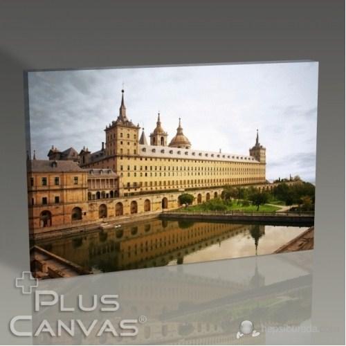 Pluscanvas - Madrid - Escorial Monastery Tablo