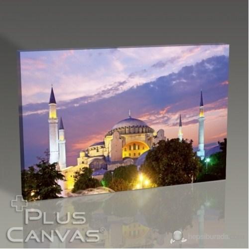 Pluscanvas - İstanbul - Aya Sofya Tablo