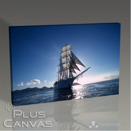 Pluscanvas - Antigua 98 / Star Clipper Yelkenli Tablo