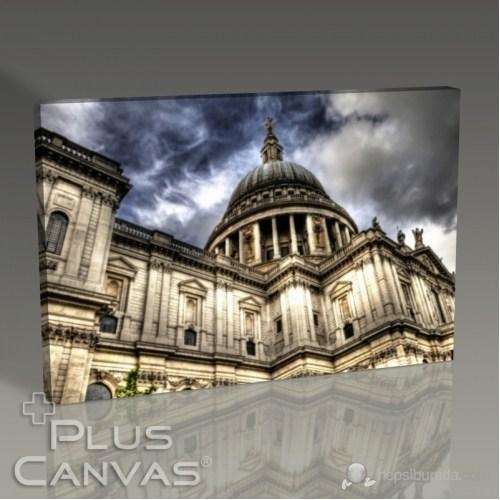 Pluscanvas - London - St Pauls Cathedral Tablo