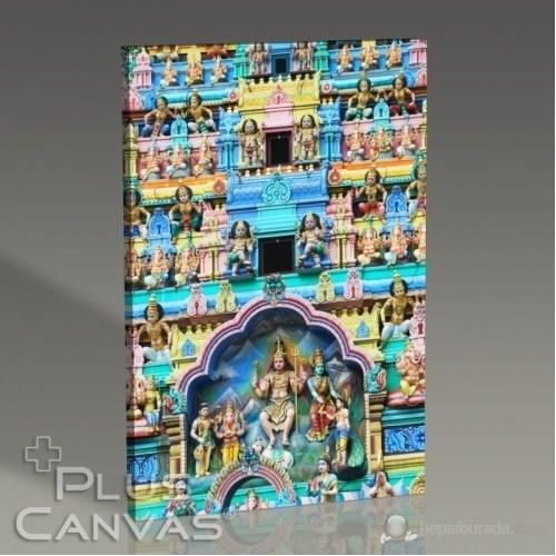 Pluscanvas - Oktay Toygar - Singapore - Sri Mariamman Tablo