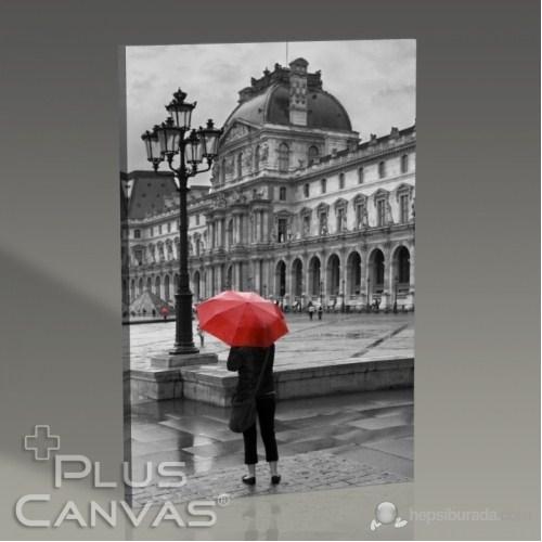 Pluscanvas - Paris - Louvre Tablo