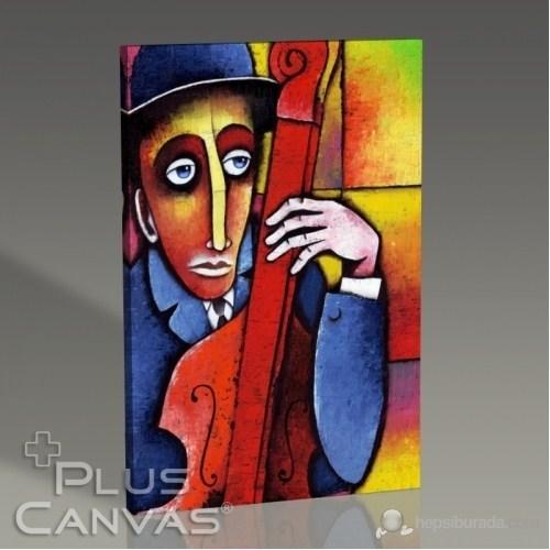 Pluscanvas - Marinne Vias - Instrument Playin Series Iı Tablo