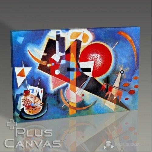 Pluscanvas - Wassily Kandinsky - Im Blau Tablo
