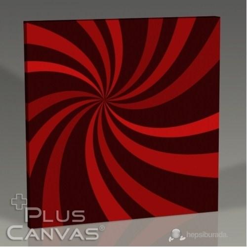 Pluscanvas - Remolino Rojo Tablo