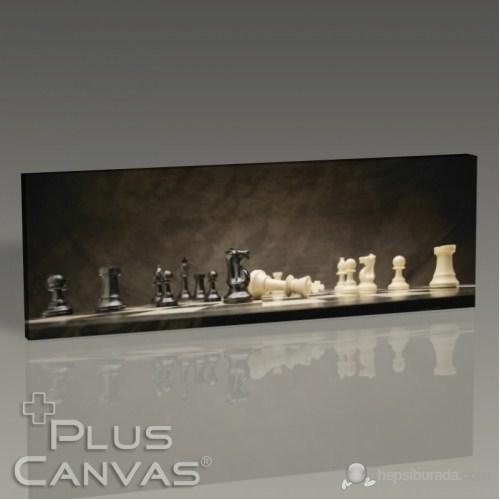 Pluscanvas - Şah Mat I Tablo