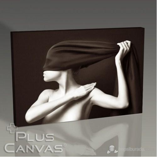 Pluscanvas - Beauty And Black Tablo