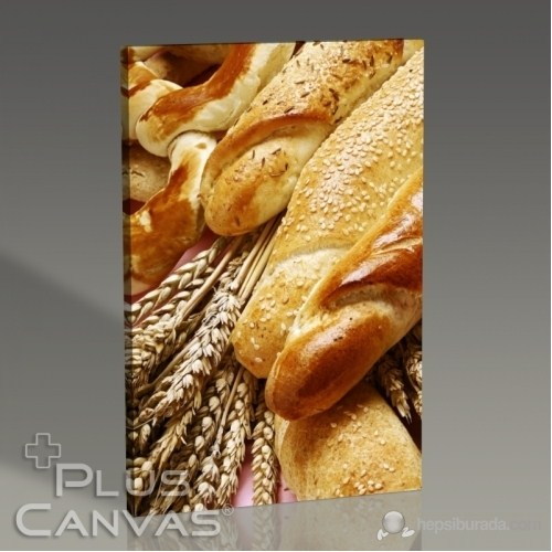 Pluscanvas - Breads Tablo