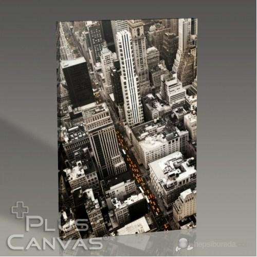 Pluscanvas - New York - Cityscape Tablo