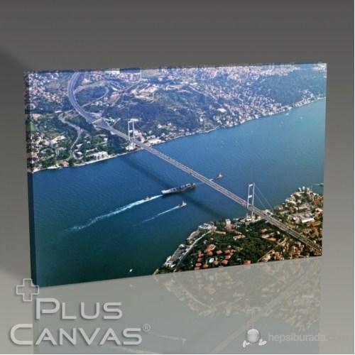 Pluscanvas - Gökyüzünden İstanbul Tablo