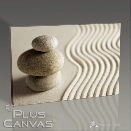 Pluscanvas - Pebble On Sand Iv Tablo