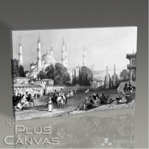 Pluscanvas - İstanbul - Sultanahmet Tablo
