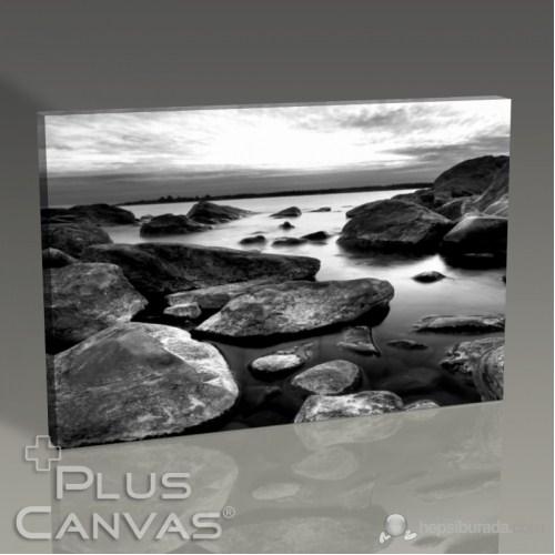 Pluscanvas - Rocky Coast Tablo