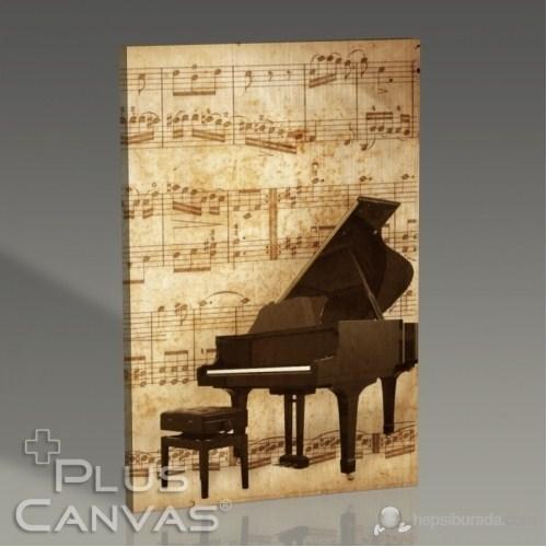 Pluscanvas - Piano Tablo