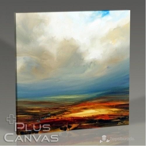 Pluscanvas - A Quiet Place Tablo