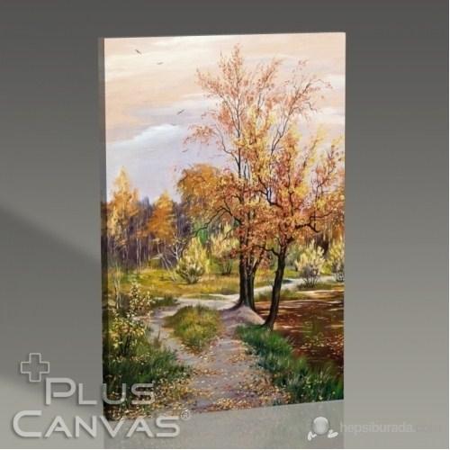 Pluscanvas - Beautiful Spring View Tablo