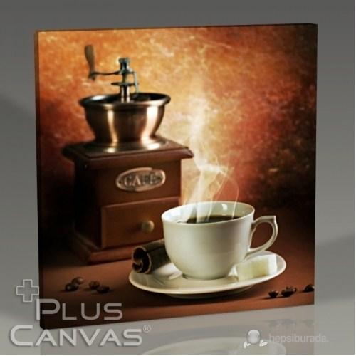 Pluscanvas - Black Coffee Tablo