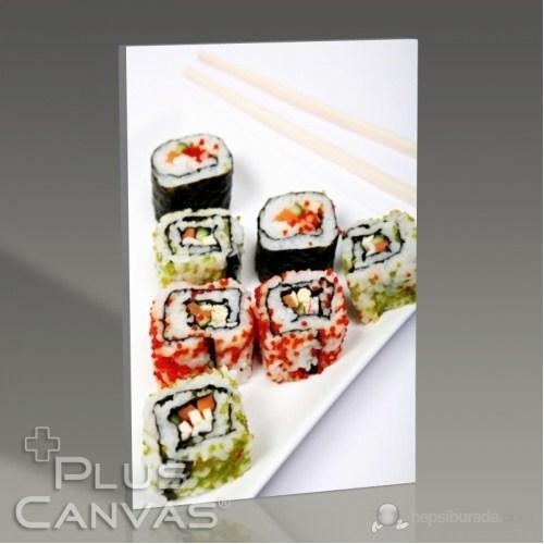 Pluscanvas - Sushi Plate Tablo