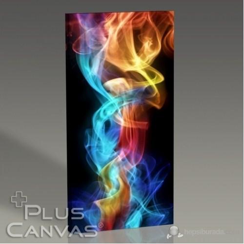 Pluscanvas - Fire İn Colors Tablo